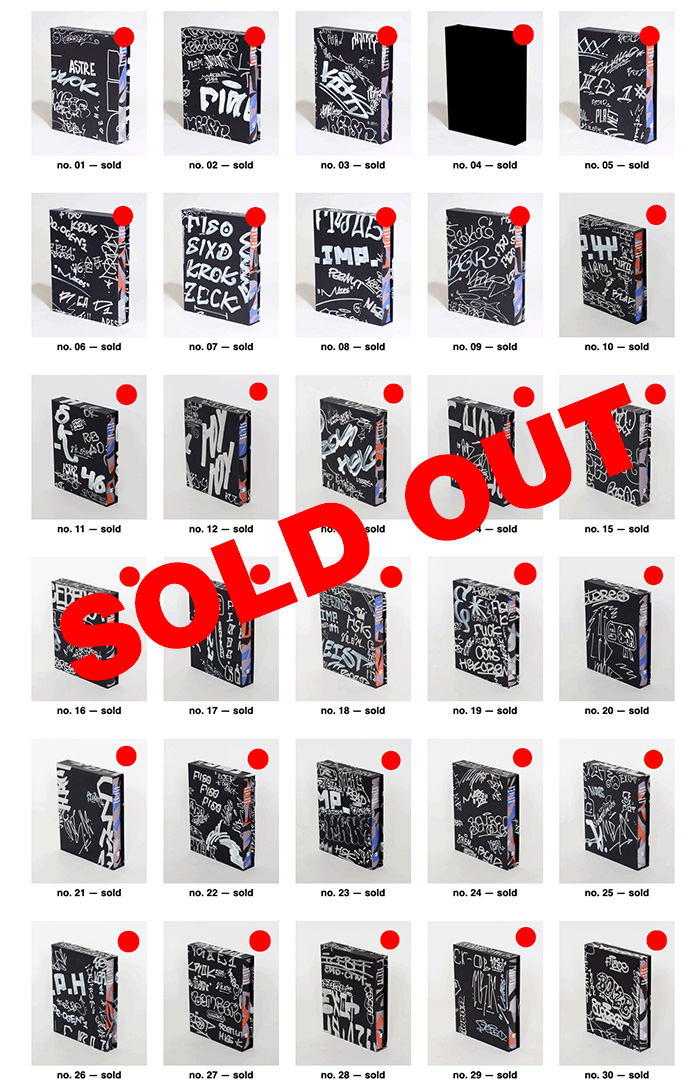 The Special Edition of Burning Down the House is sold out!