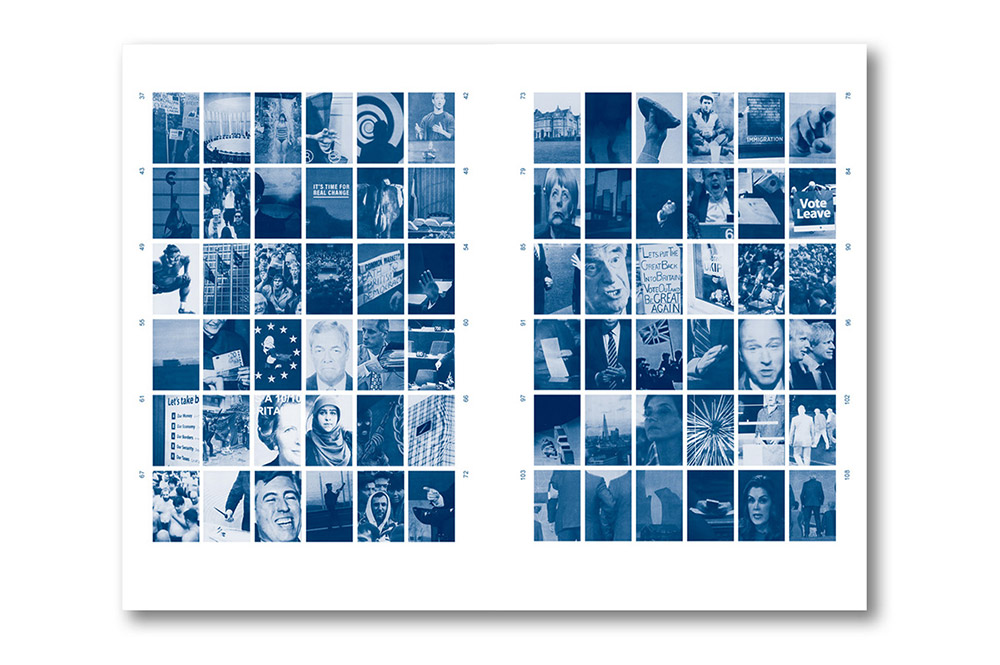 """New book: """"Blueprint, 2017-20"""" by Kult Books available for preorder!"""