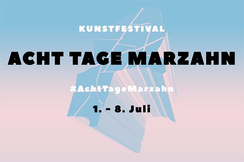 Acht Tage Marzahn — Art festival in Berlin