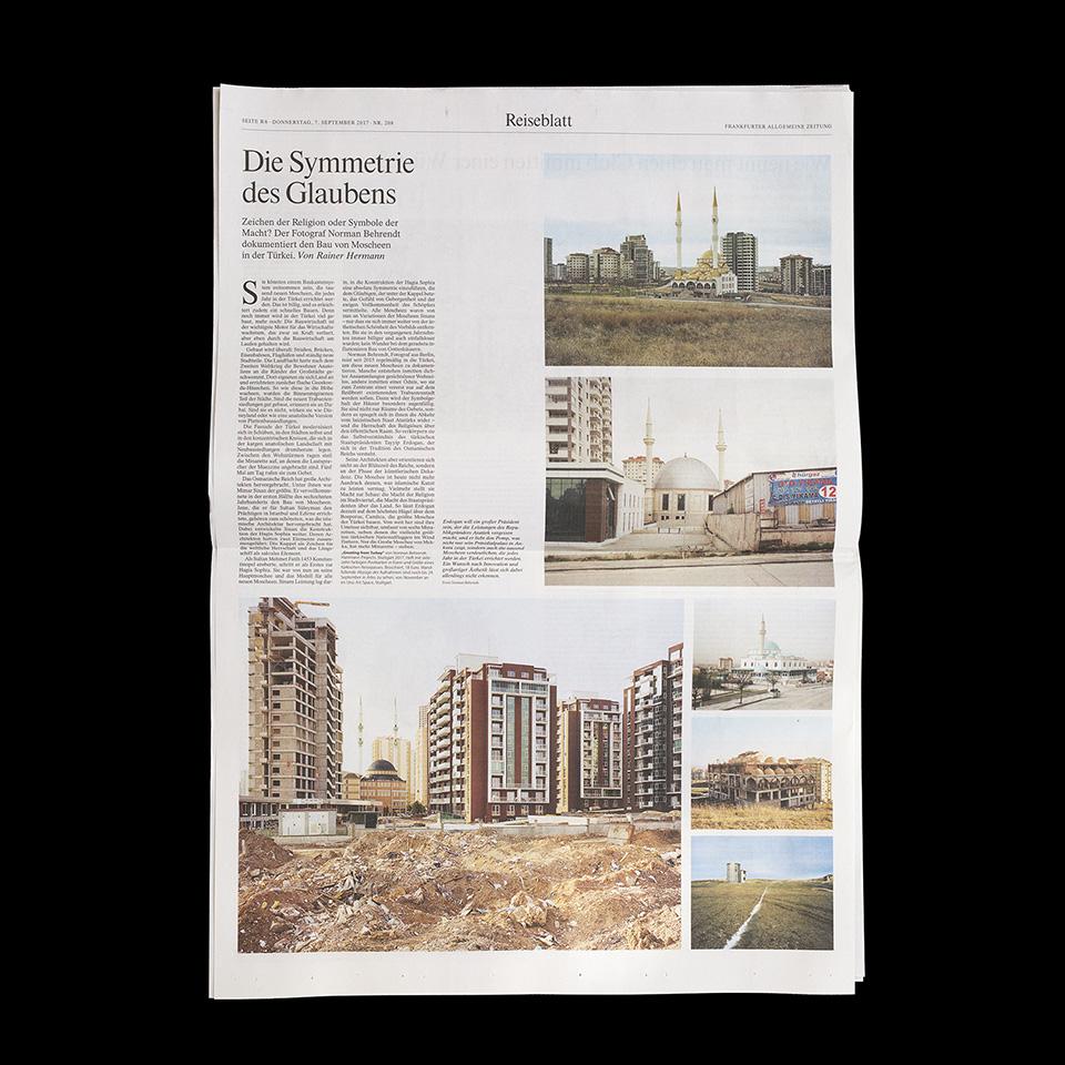 Brave New Turkey at FAZ - Frankfurter Allgemeine Zeitung