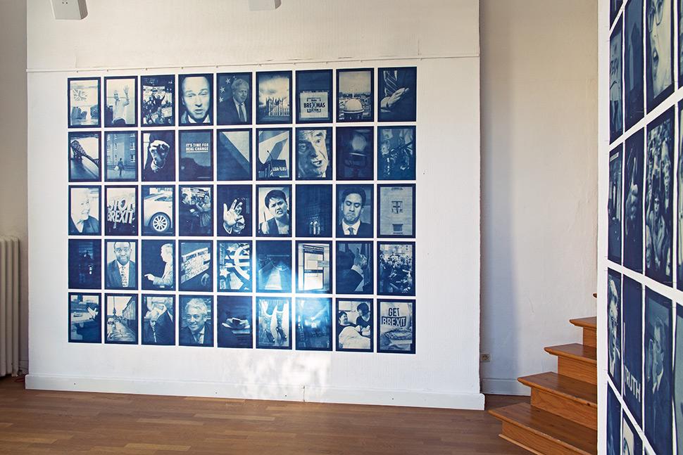 """""""Good Bye Great Britain"""" at Gallery Alles Mögliche, Berlin"""