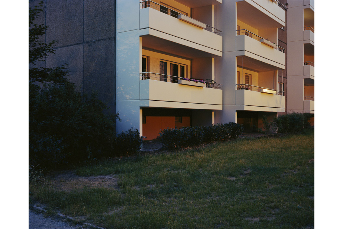 fictional Spaces at Acht Tage Marzahn